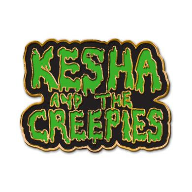 Kesha and the Creepies Enamel Pin