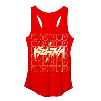 Ke$ha Warrior Racerback Tank