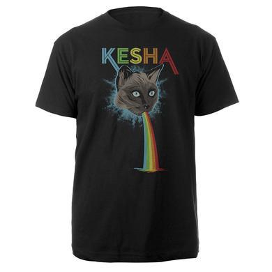 Kesha Rainbow Kitty Tee