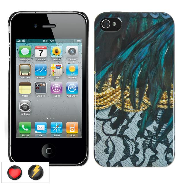 Lady Gaga Queen iPhone 4/4S Case