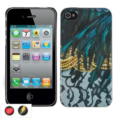 Lady Gaga Queen iPhone 4/4S Case