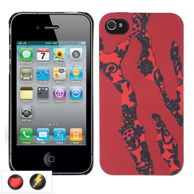 Lady Gaga Torn iPhone 4/4S Case