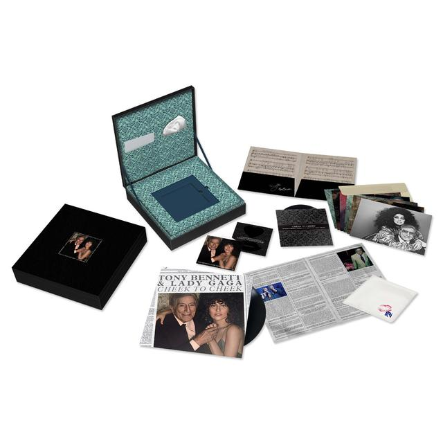 Lady Gaga Cheek To Cheek Collector's Edition Box Set