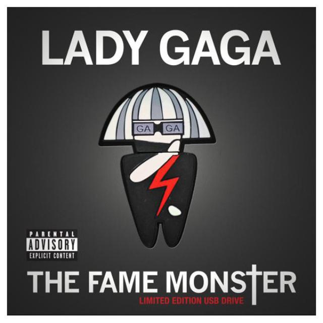 Lady Gaga - The Fame Monster USB Drive