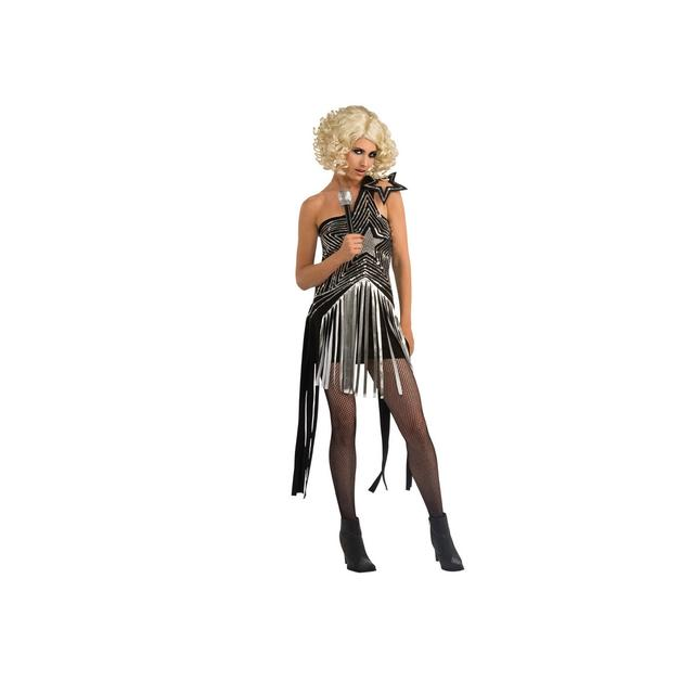 Lady Gaga Star Dress
