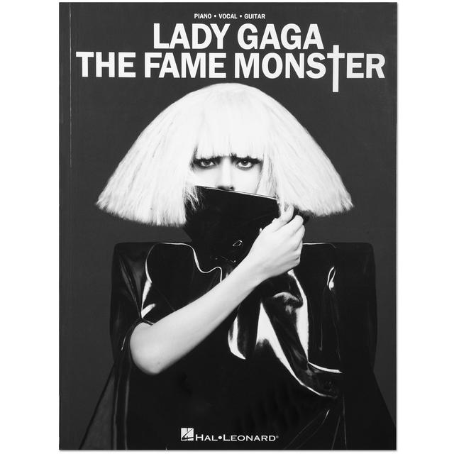 Lady Gaga The Fame Monster Songbook