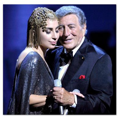 Lady Gaga & Tony Bennett Limited Edition Signed Lithograph