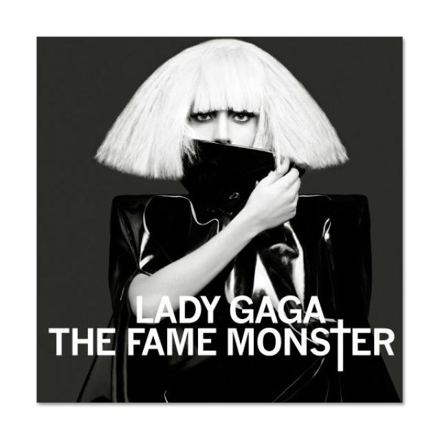 Lady Gaga The Fame Monster 2 Disc CD (Jewel Case)