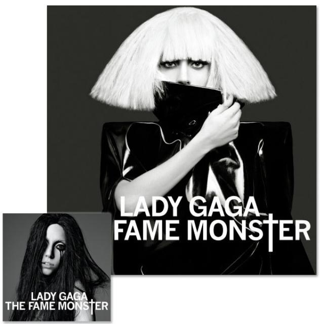 Lady Gaga The Fame Monster Standard Edition CD