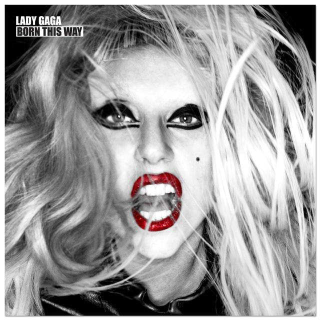 Lady Gaga - Born This Way Deluxe Edition CD