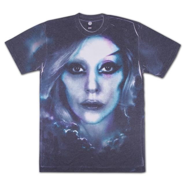 Lady Gaga Close Up Sublimated T-Shirt
