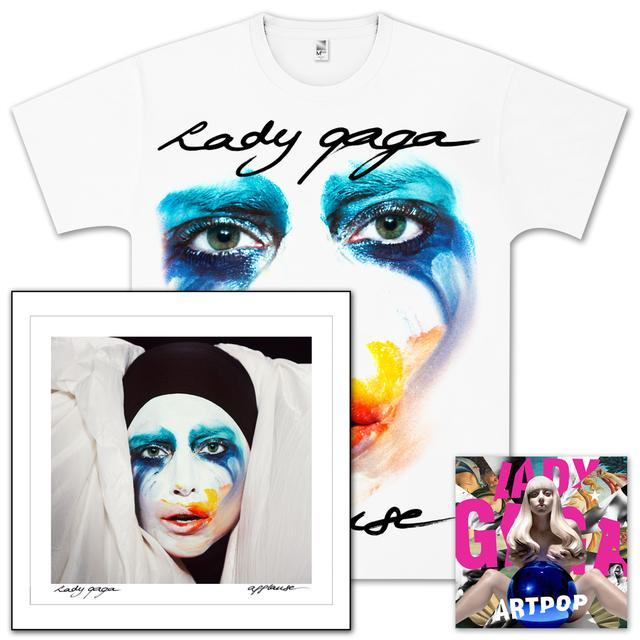 Lady Gaga ARTPOP - Deluxe Explicit Version CD Bundle
