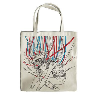 Gorillaz Tote Bag