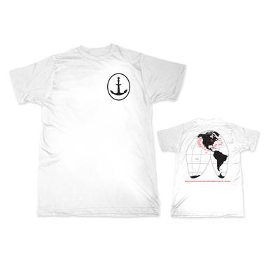 Gorillaz Plastic Beach World Tour T-Shirt