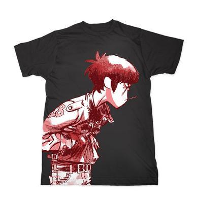 Gorillaz Black Murdoc T-Shirt