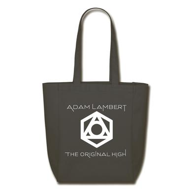 Adam Lambert ORIGINAL HIGH EMBLEM TOTE BAG
