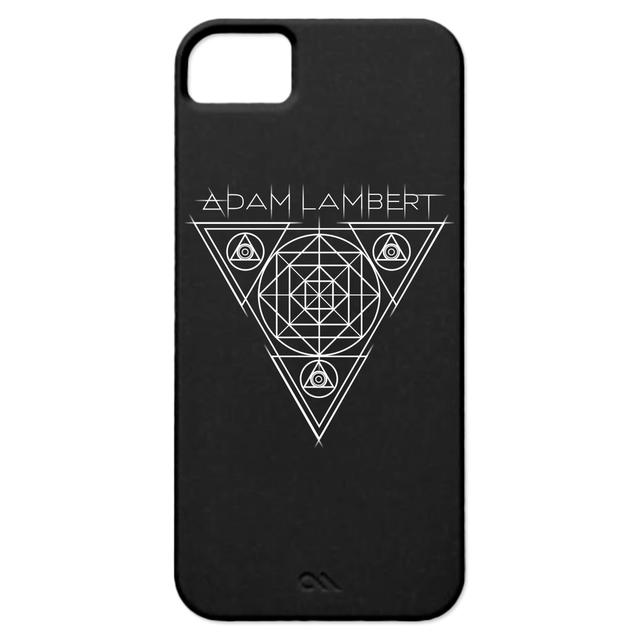 Adam Lambert SACRED GEO IPHONE CASE