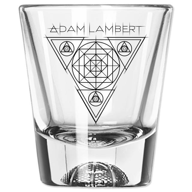 Adam Lambert CORNERS SHOT GLASS