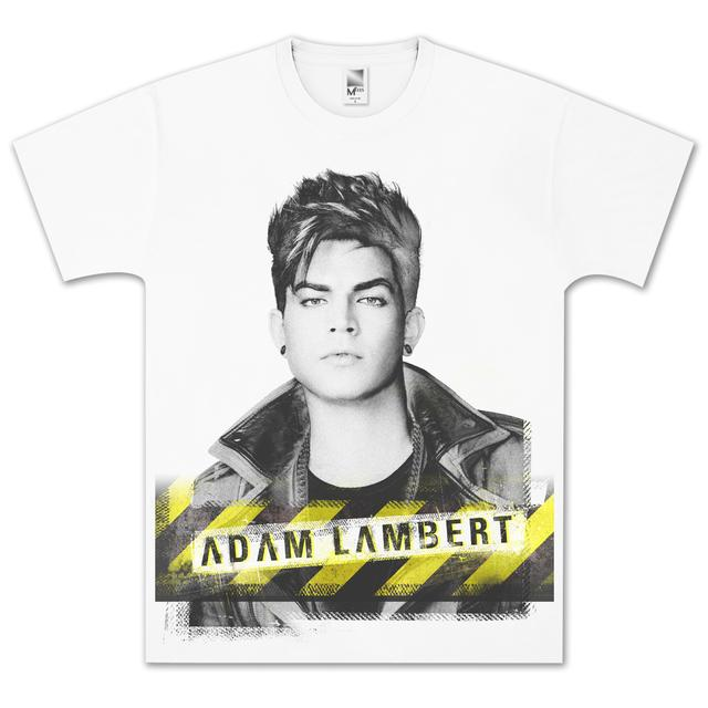 Adam Lambert Solarized T-Shirt
