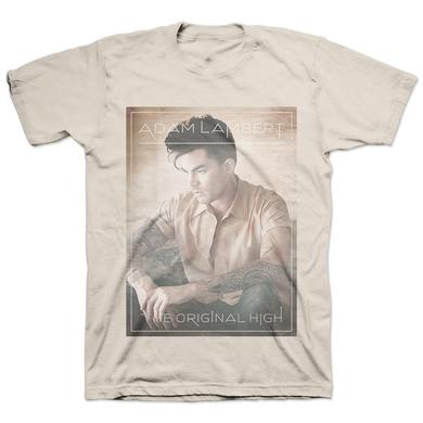 Adam Lambert THE CALM T-SHIRT