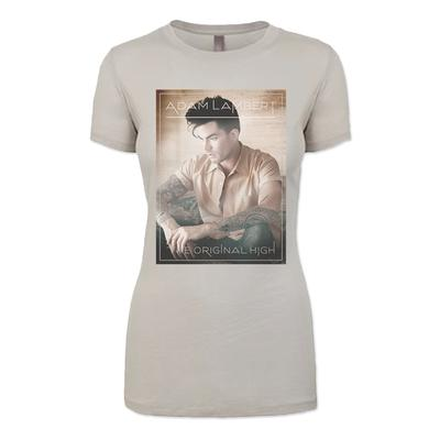 Adam Lambert THE CALM GIRLS T-SHIRT