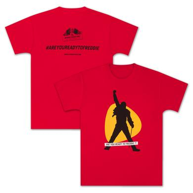 Freddie Mercury Are You Ready to Freddie?! T-Shirt