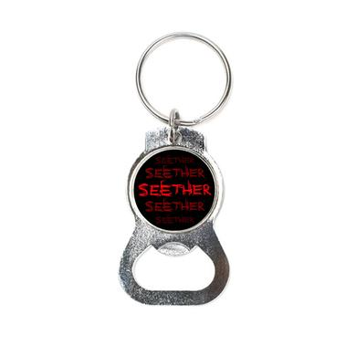 Seether Bottle Opener Keychain