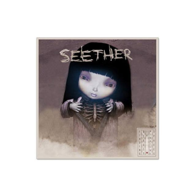 Seether Finding Beauty in Negative.. CD