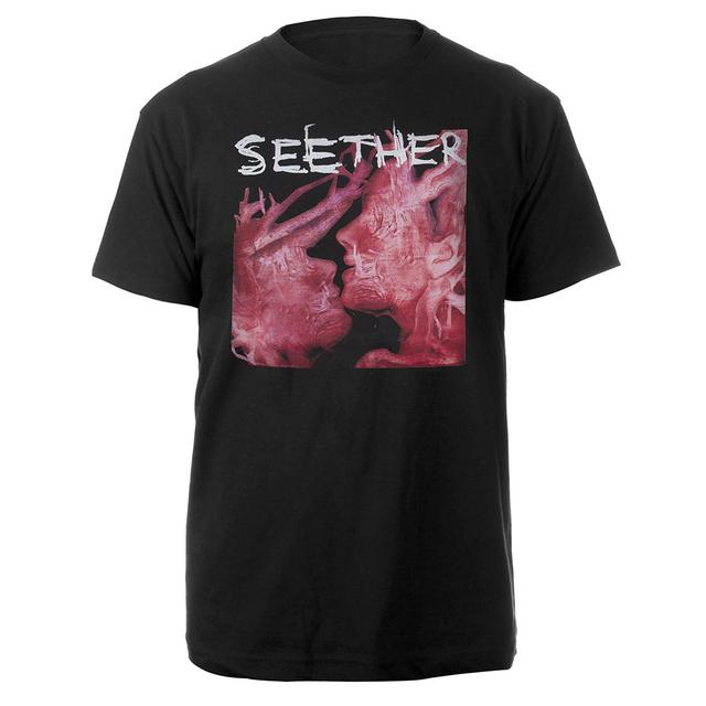 Seether Album Cover T-Shirt