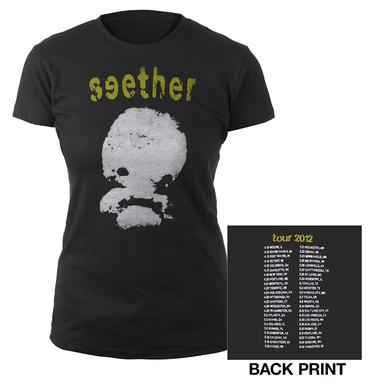 Seether Alien Photo Women's Shirt