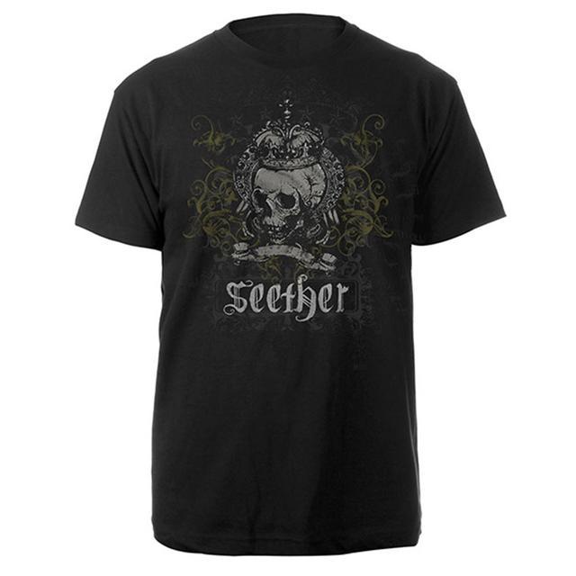 Seether Skull Tee