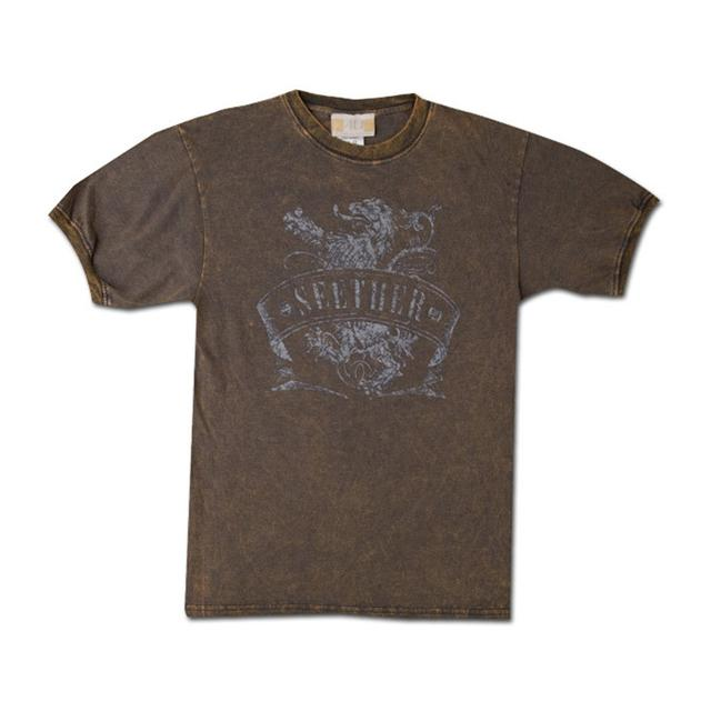 Seether Crest Burnout Tee