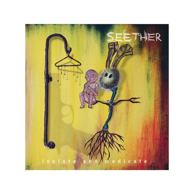 Seether Isolate and Medicate Vinyl Album