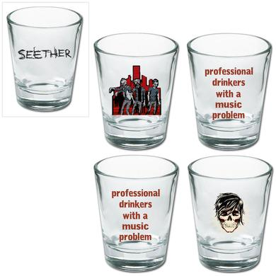 Seether Shot Glass Set