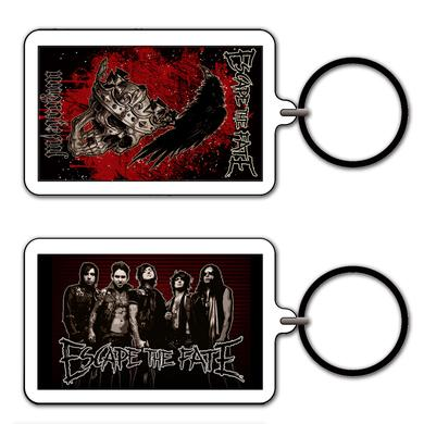 Escape the Fate Ungrateful Keychain