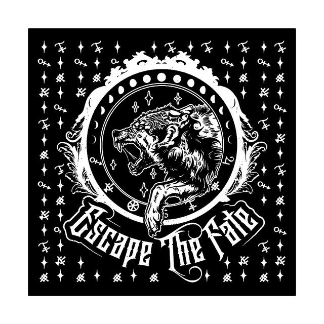 Escape The Fate Witchcraft Bandana