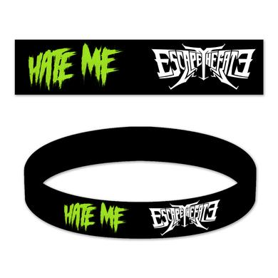 Escape The Fate Hate Me Wristband