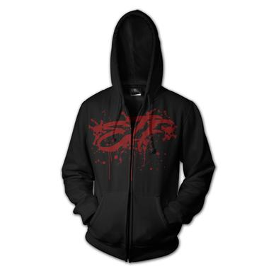 Escape the Fate Suspects Zip Hoodie