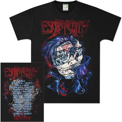 Escape the Fate Zombie Rocker Tour T-Shirt
