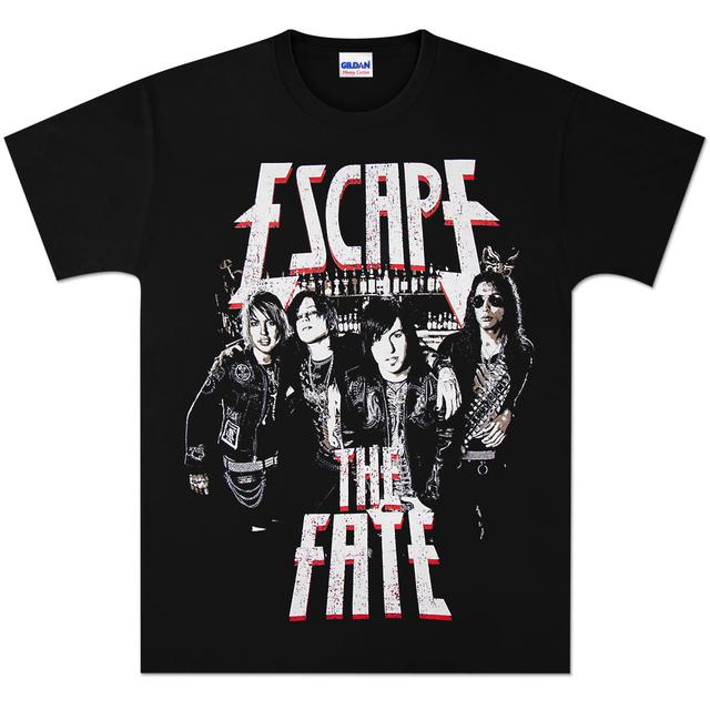 Escape The Fate Mugshot T-Shirt