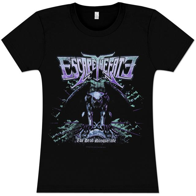 Escape The Fate Gargoil Girlie T-Shirt