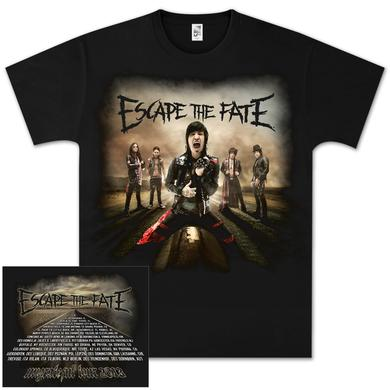 Escape the Fate Road Photo Tour T-Shirt