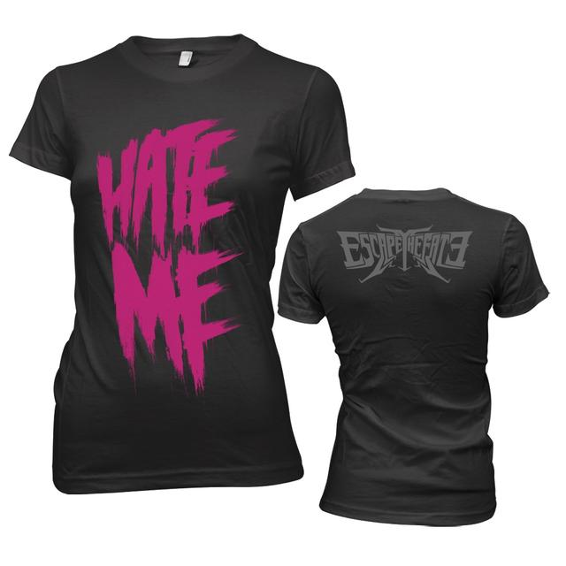 Escape The Fate Hate Me Girls T-Shirt