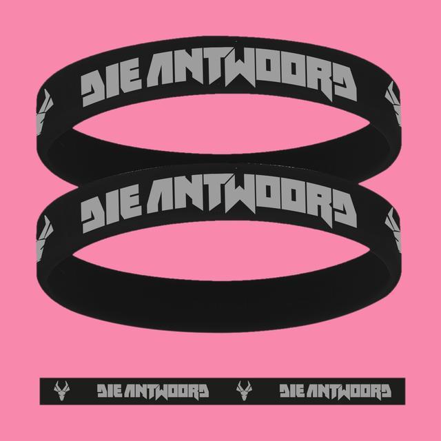 Die Antwoord Logo Wristband