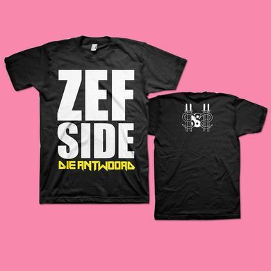 Die Antwoord Zef Side T-Shirt
