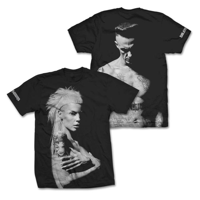 Die Antwoord Faces T-Shirt