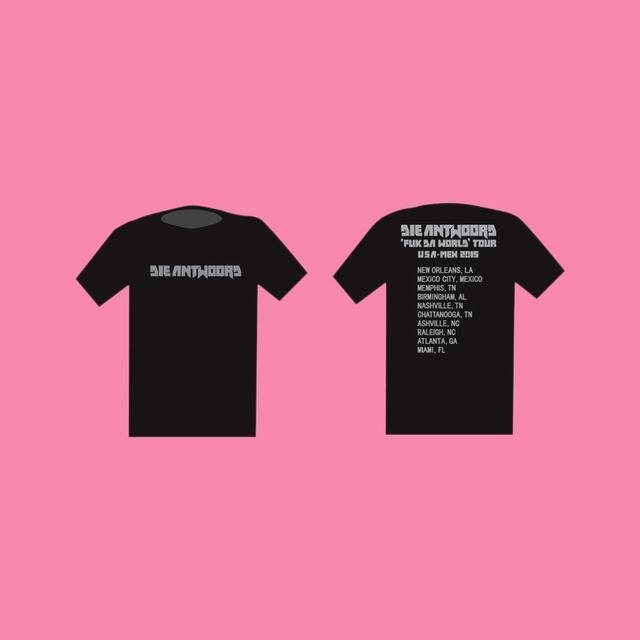 Die Antwoord US Tour T-Shirt