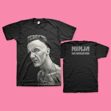 Die Antwoord Painted Ninja T-Shirt