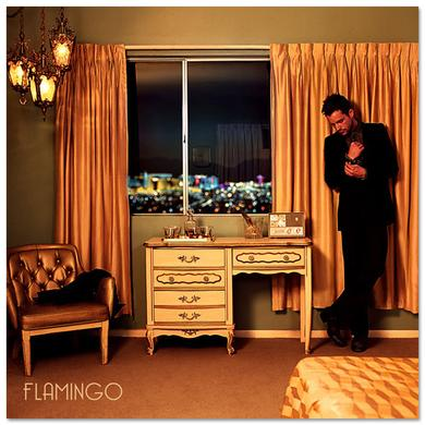 Brandon Flowers Flamingo Deluxe CD