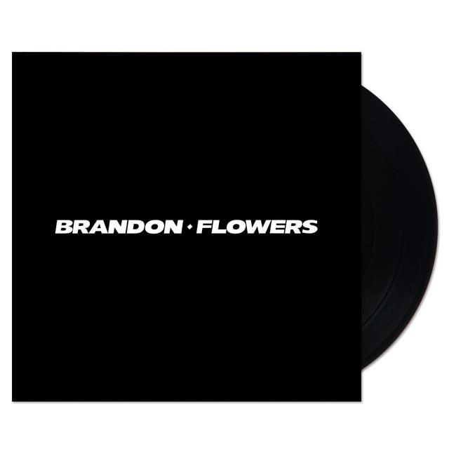 Brandon Flowers The Desired Effect Vinyl LP